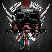 BLOOD RED SAINTS love hate conspiracies 3000x3000px