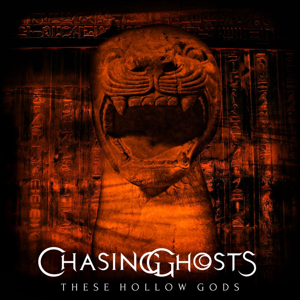 Chasing Ghosts artwork