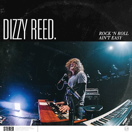 Dizzy Reed artwork