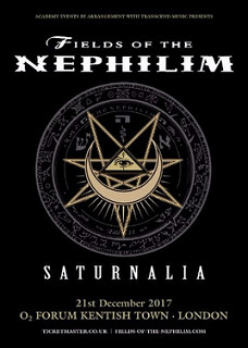 Fields Of The Nephilim poster