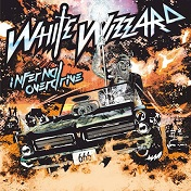 White Wizzard artwork