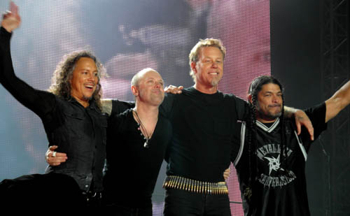 Metallica Goodnight