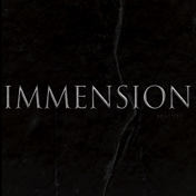 Immension - Artwork