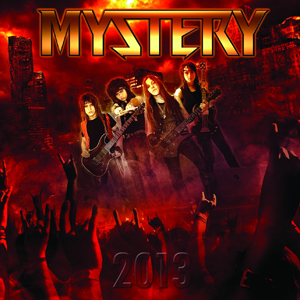 Mystery cover 0