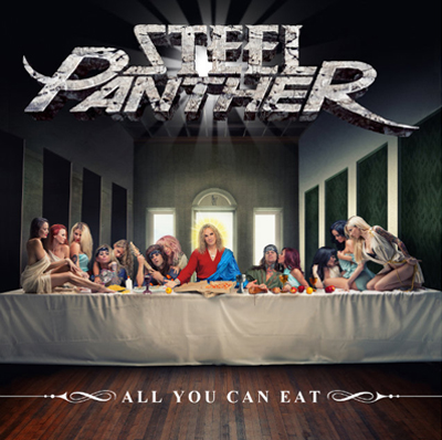 steelpantherallyoucaneatcover