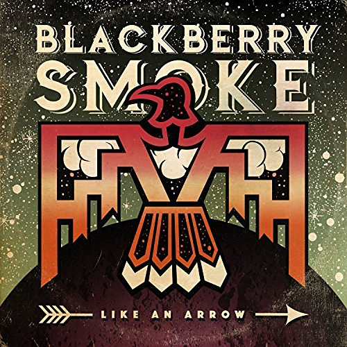 Blackberry Smoke artwork
