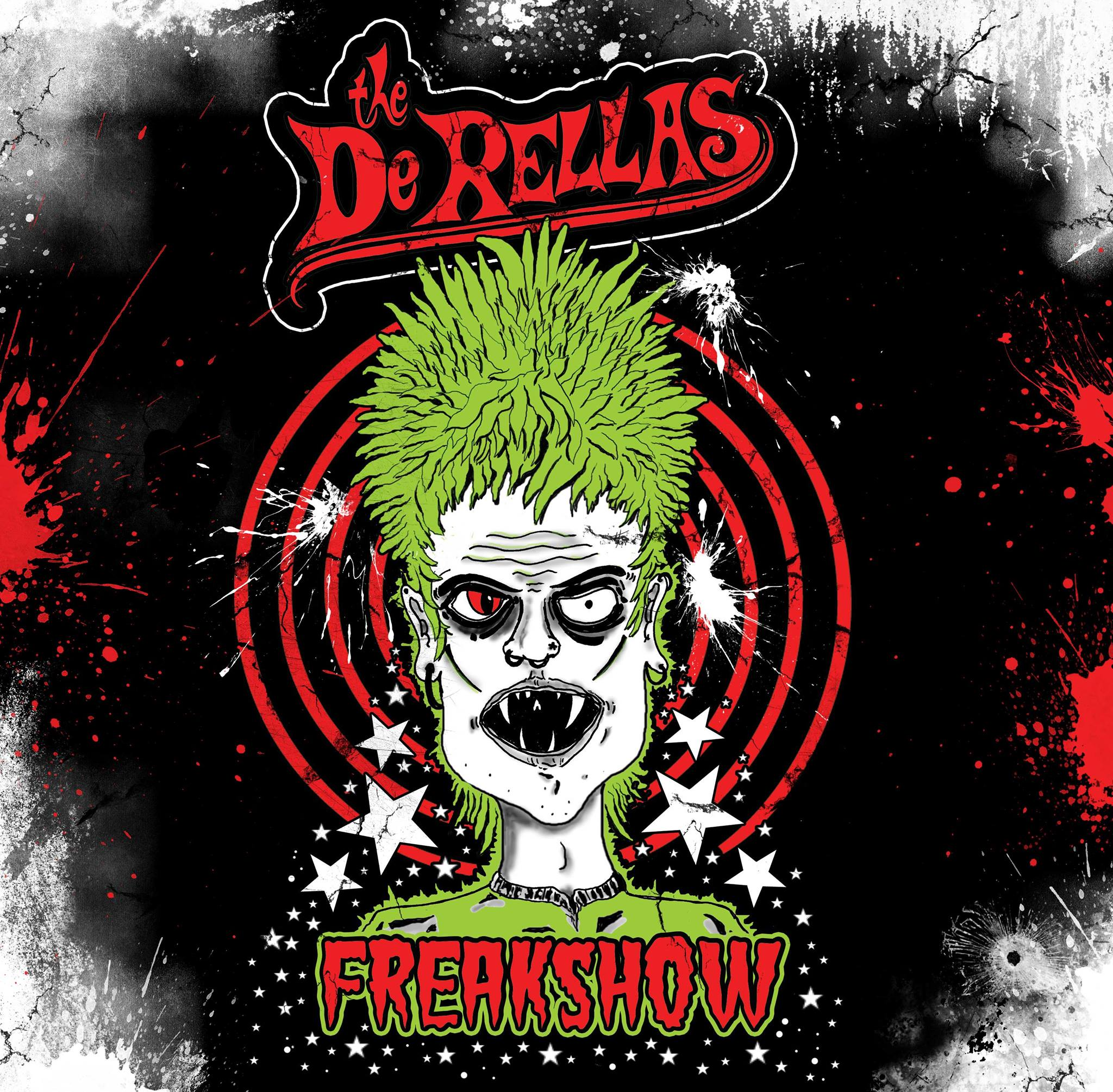 DeRellas - Freakshow artwork