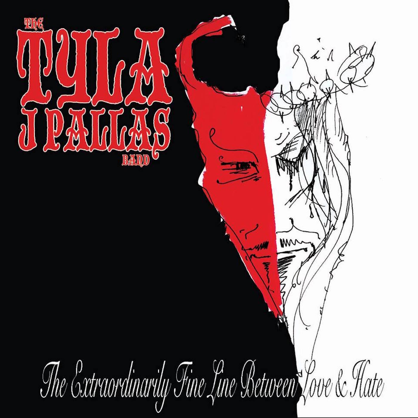 Tyla J Pallas Band artwork