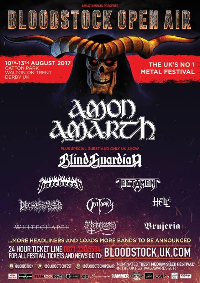 Bloodstock Obituary Announcment