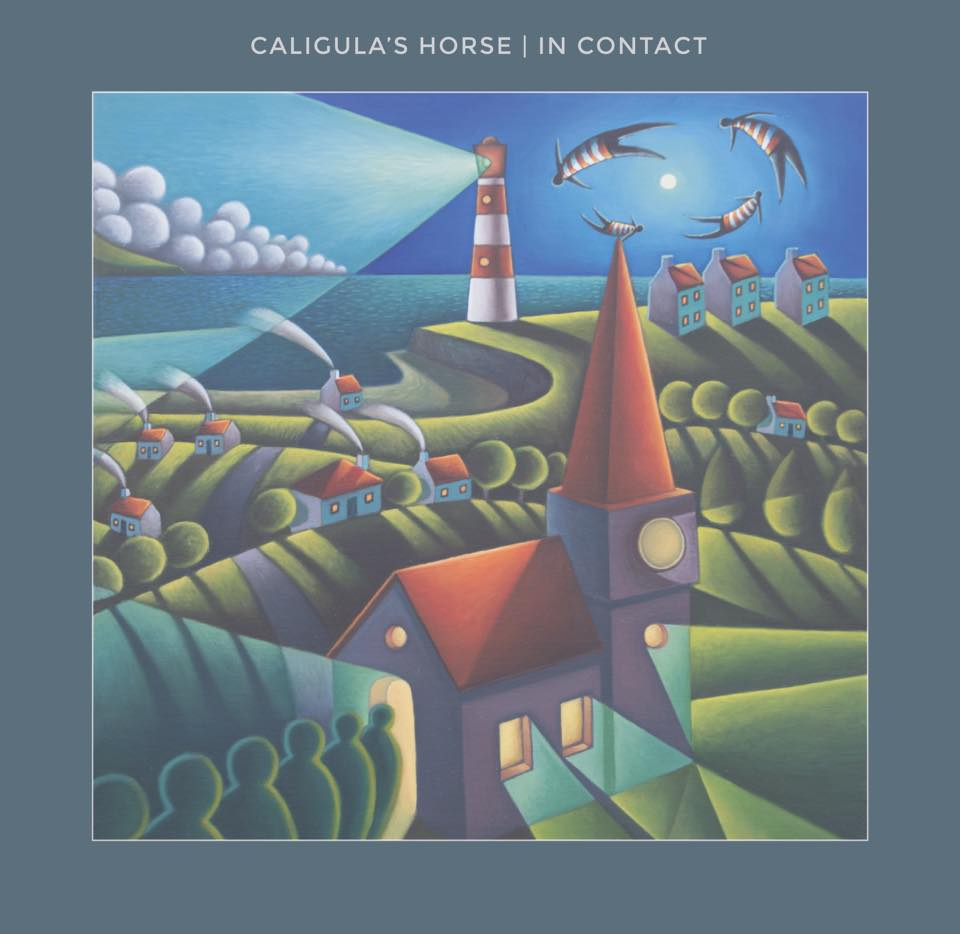 Caligulas Horse artwork