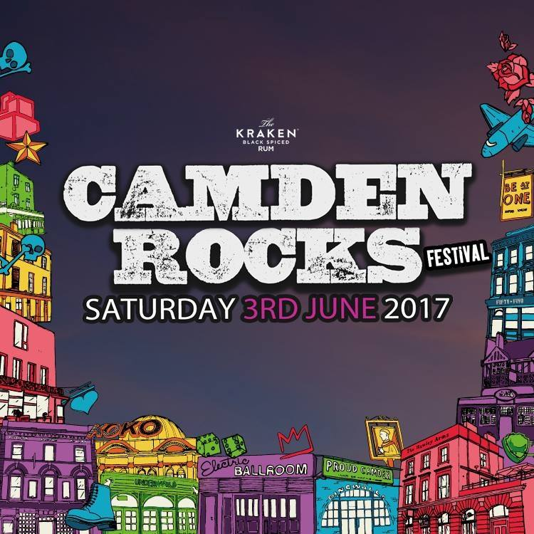 Camden Rocks Cover Art