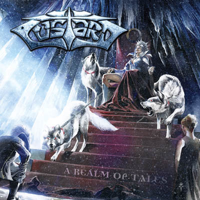 Cover Custard A Realm Of Tales