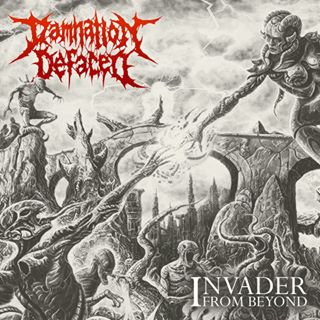 Damnation Defaced artwork
