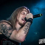 DragonForce Marc Hunter