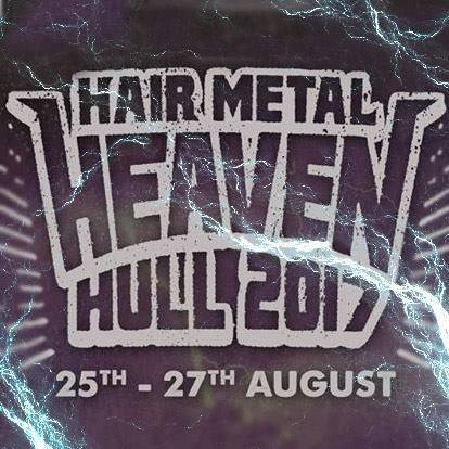 Hair Metal Heaven - Square
