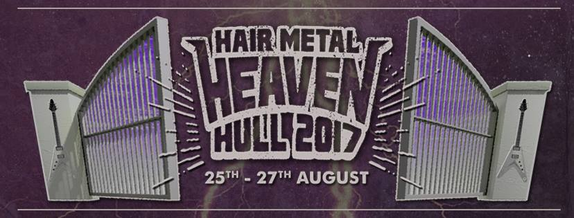 Hair Metal Heaven banner