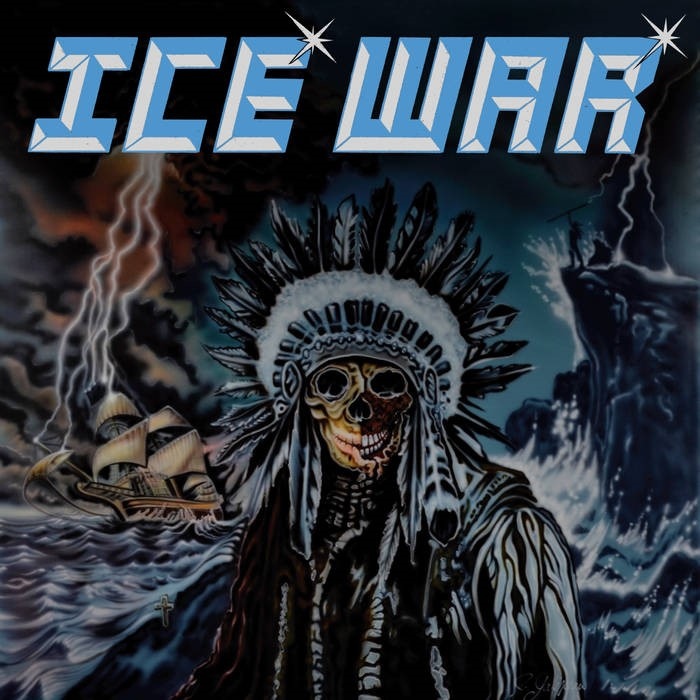 Ice War artwork