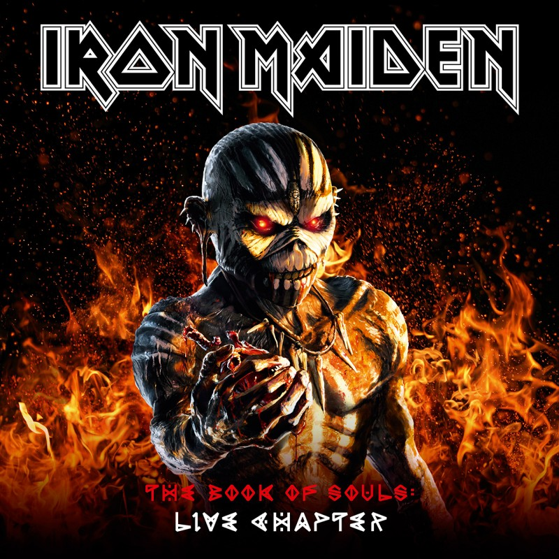 iron maiden live album