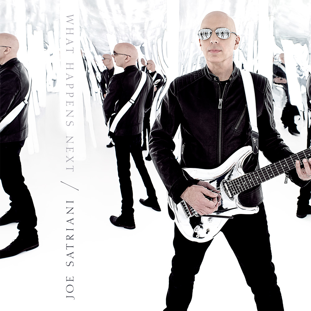 Joe Satriani artwork