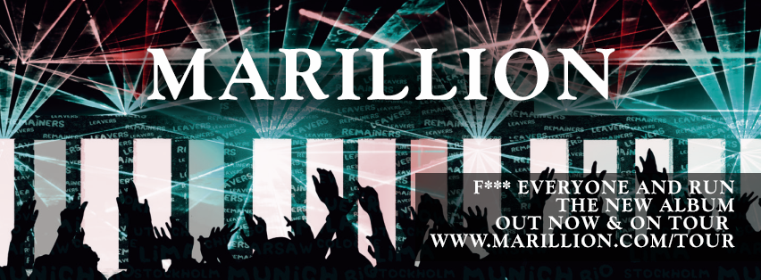 Marillion FB header