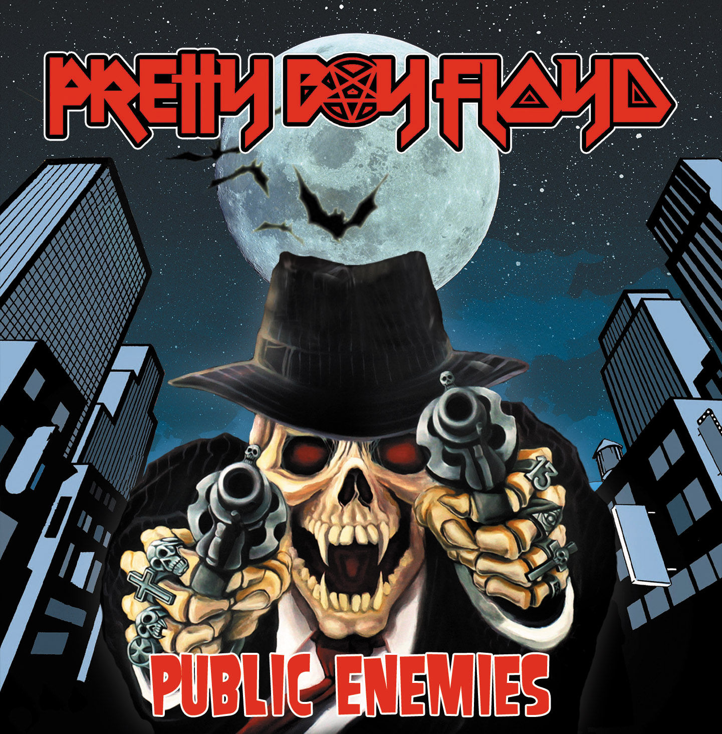 PRETTY BOY FLOYD pe Cover