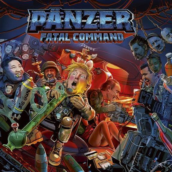 Panzer - Fatal Command artwork