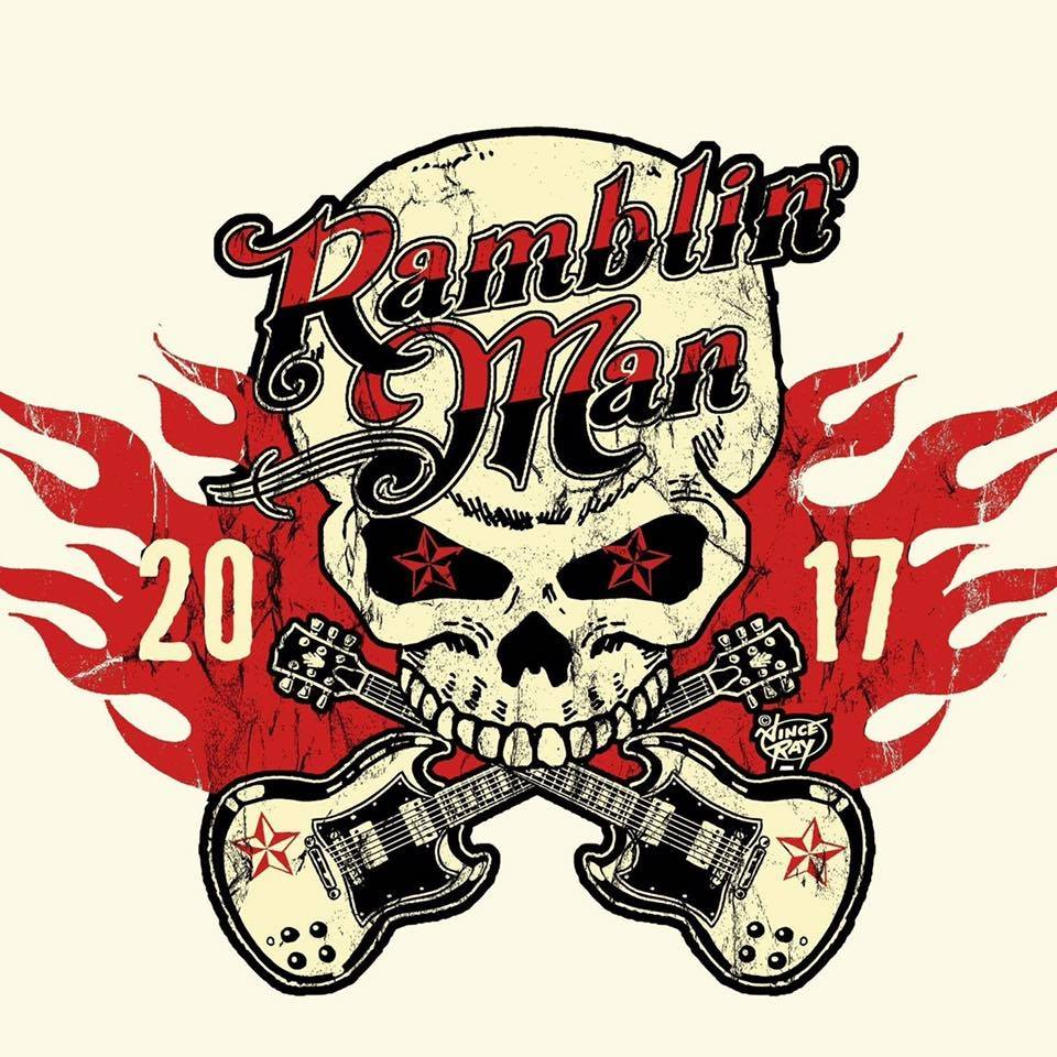 Ramblin Man sigil