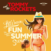 Tommy Rockets artwork