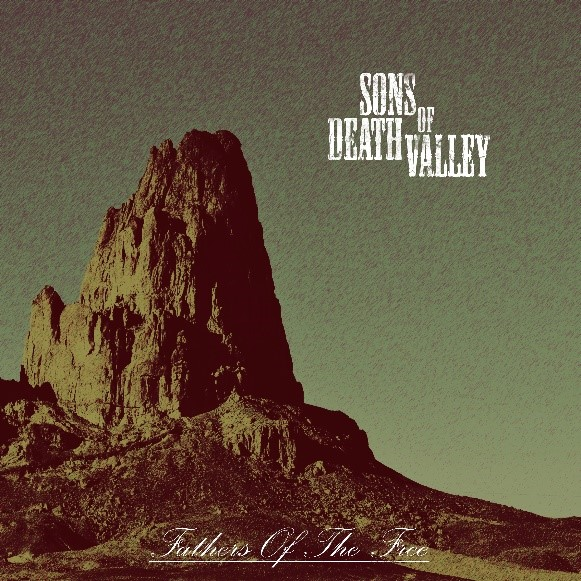 Sons Of Death Valley artwork
