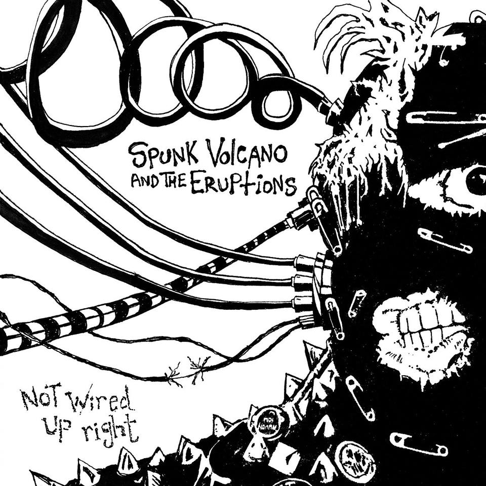 Spunk Volcano - Not Wired Up