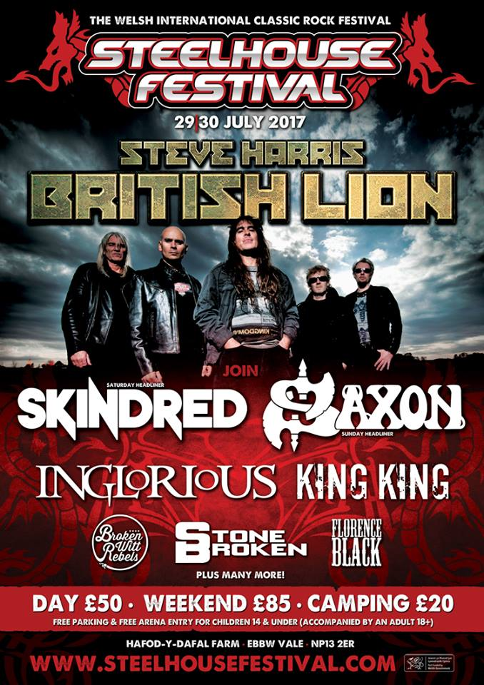 Steelhouse - British Lion