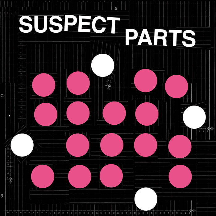 Suspect Parts artwork