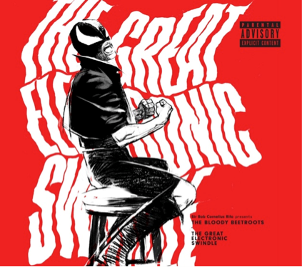 The Bloody Beetroots artwork