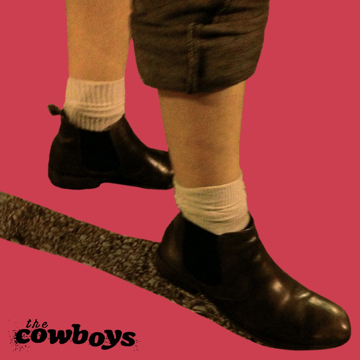 The Cowboys Vol 4 artwork