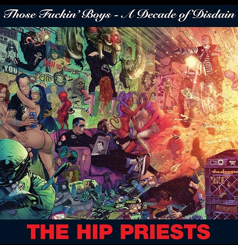 THP - TFB cover