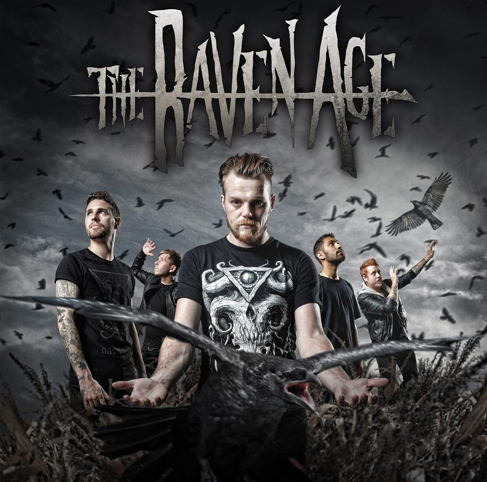 The Raven Age - Facebook profile pic