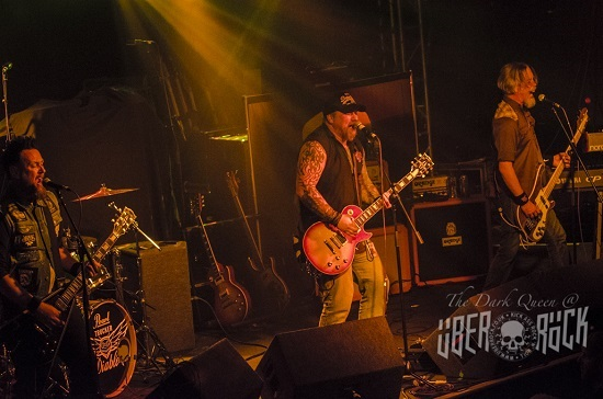 Trucker Diablo - Belfast March 2017 - Wide